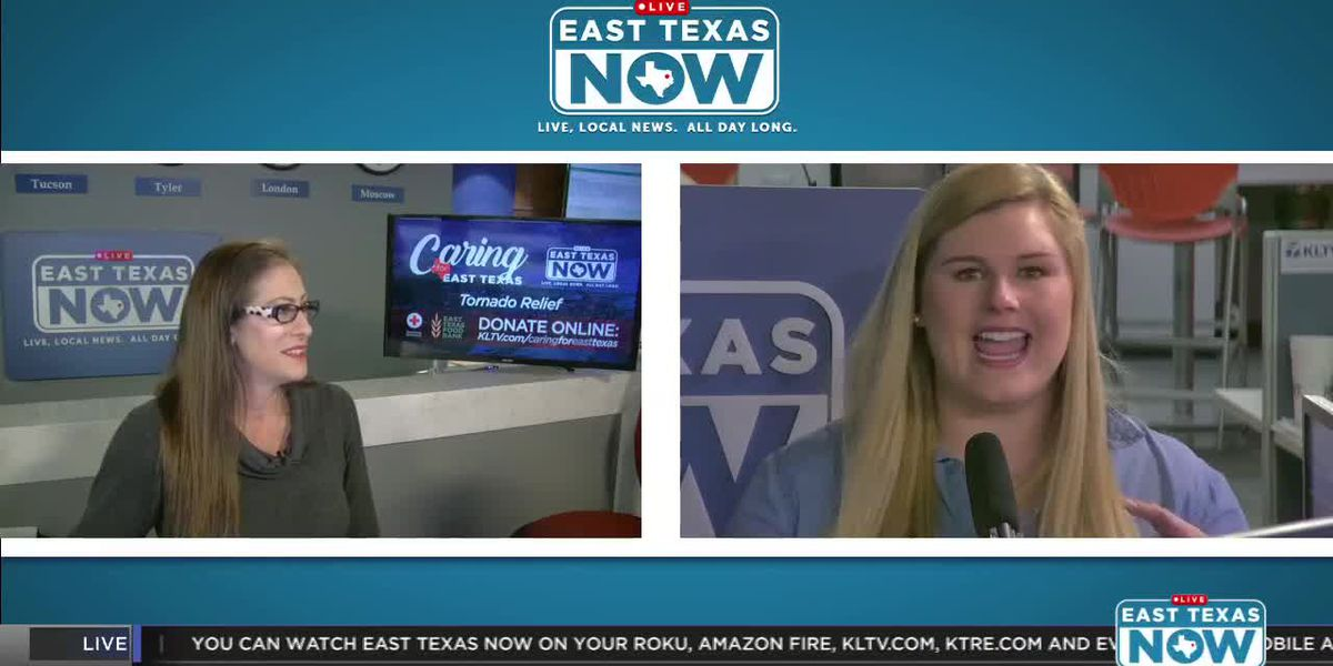 VIDEO: The East Texas Weekend celebrates one year