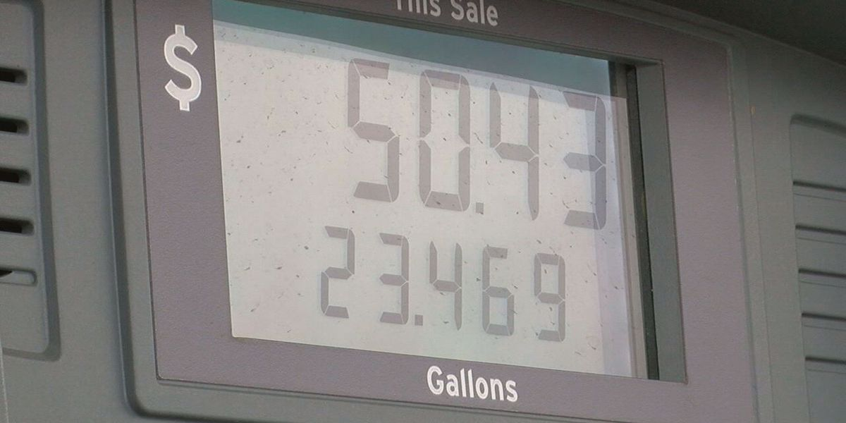 AAA: Texas gas prices jump 46 cents in three months