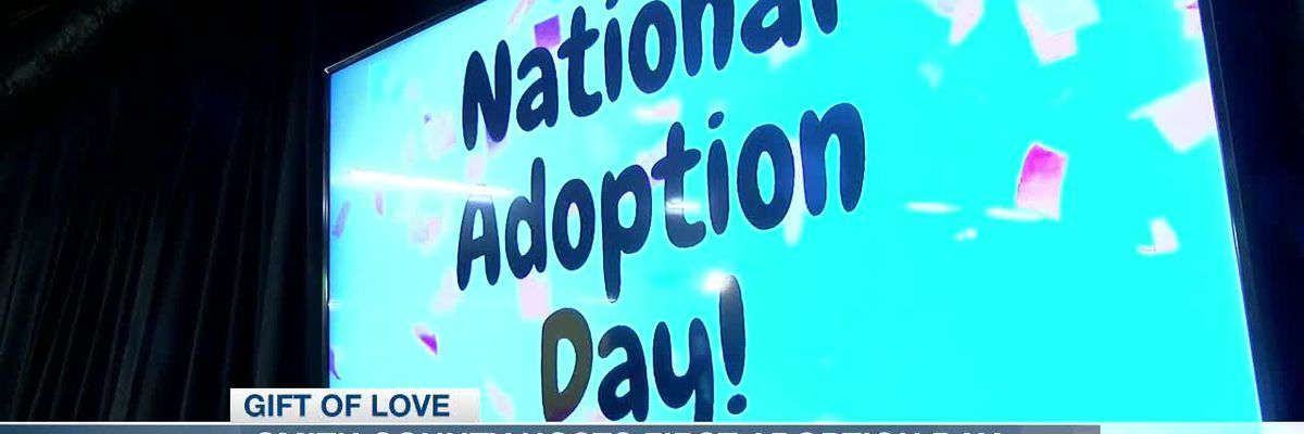 Gift of Love: Smith County hosts adoption day.