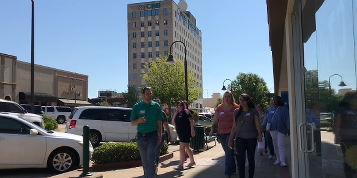 Hotel, customer service employees get hospitality tour of Longview