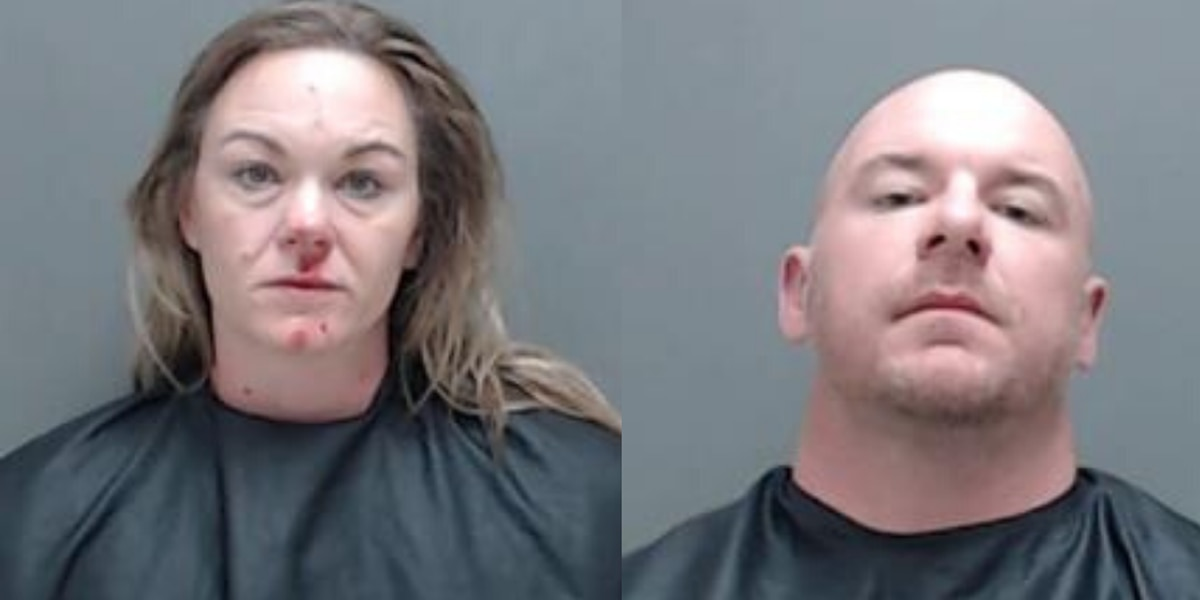 2 arrested after Harrison County deputies find steroid lab inside home