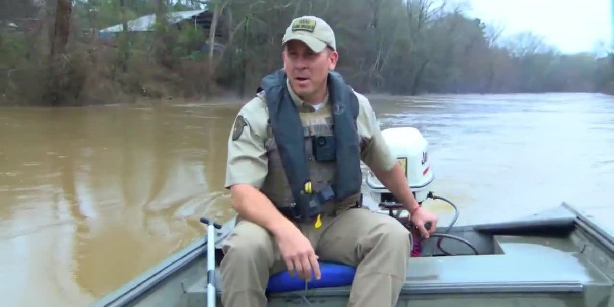 WEBXTRA: Game warden discusses illegal fishing, hunting