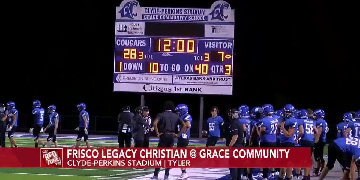 Week 5: Frisco Legacy vs Tyler Grace