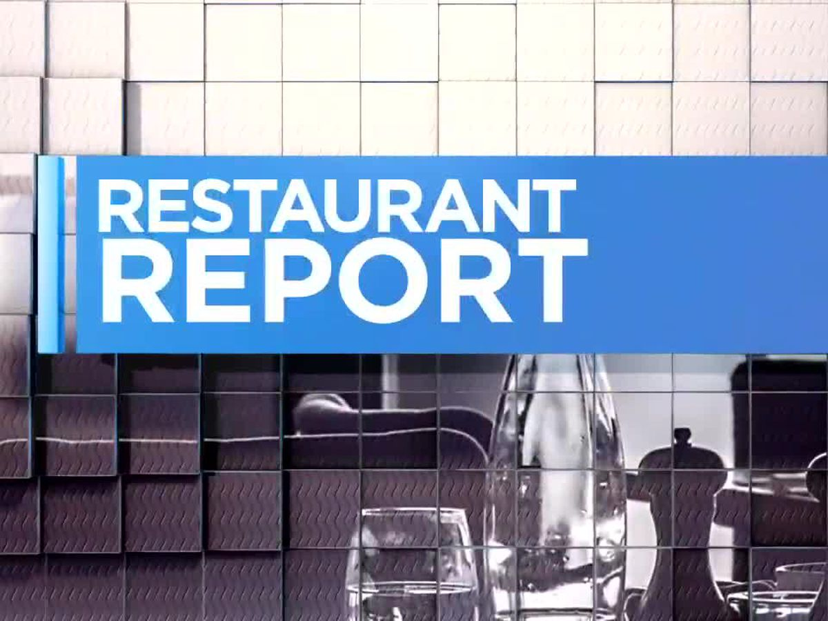 6 restaurants receive top remarks during inspection
