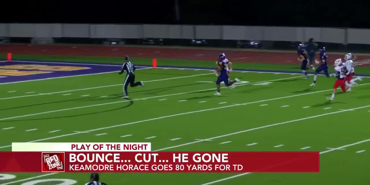 2020 Week 11: Play of the Night, Center Roughriders