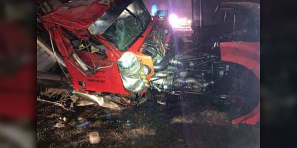 One person taken to area hospital after 2-vehicle wreck on US 271 near Winona