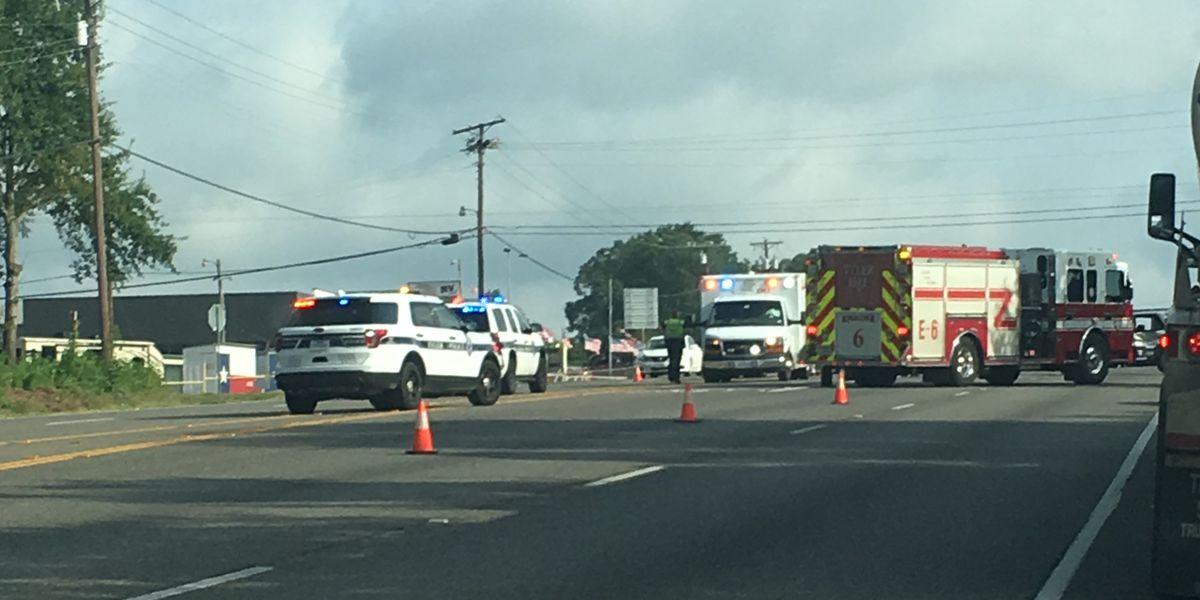 Tyler police respond to crash on Highway 69, FM 2016