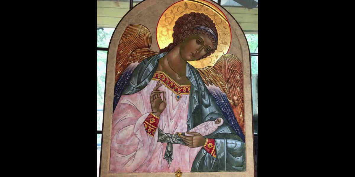 'Windows to Heaven' or icon writing spiritually calls to Nacogdoches woman