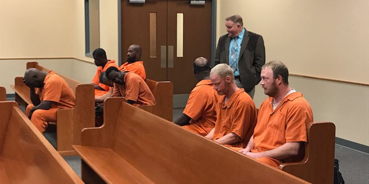 Ten arrested in Rusk County delinquent child support roundup