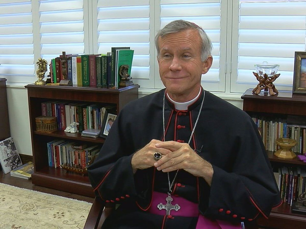 Bishop of Tyler addresses concerns among Catholics at national meeting