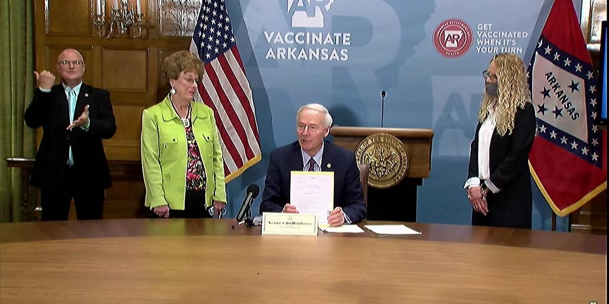 Arkansas lawmakers enact transgender youth treatment ban