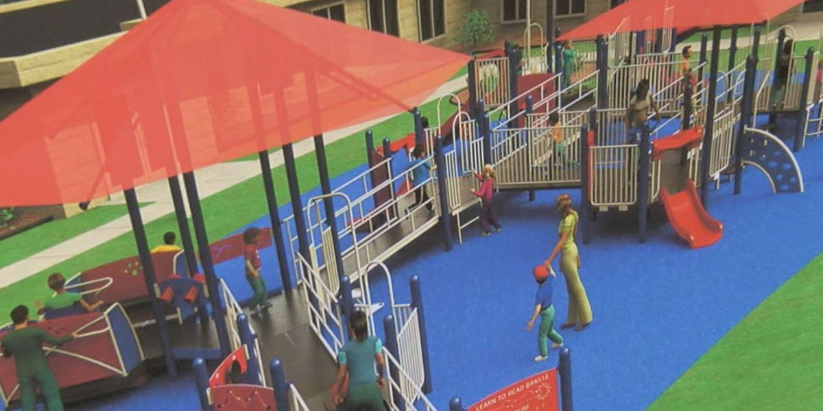 Tyler's Southside Park renovations to include fully-accessible playground