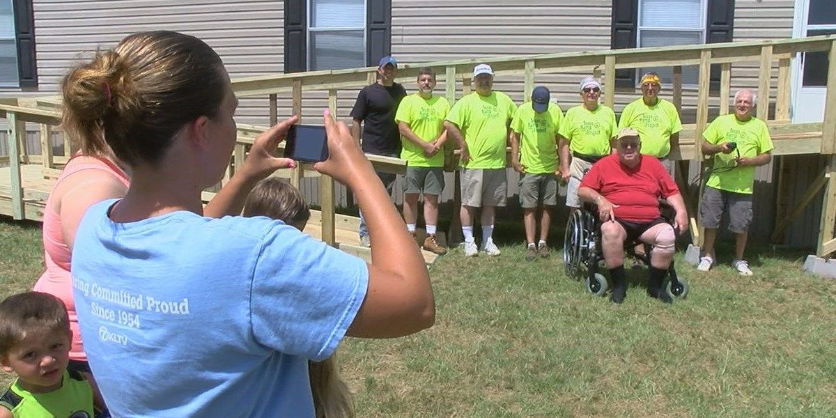 Power of Prayer: Texas Ramp Project