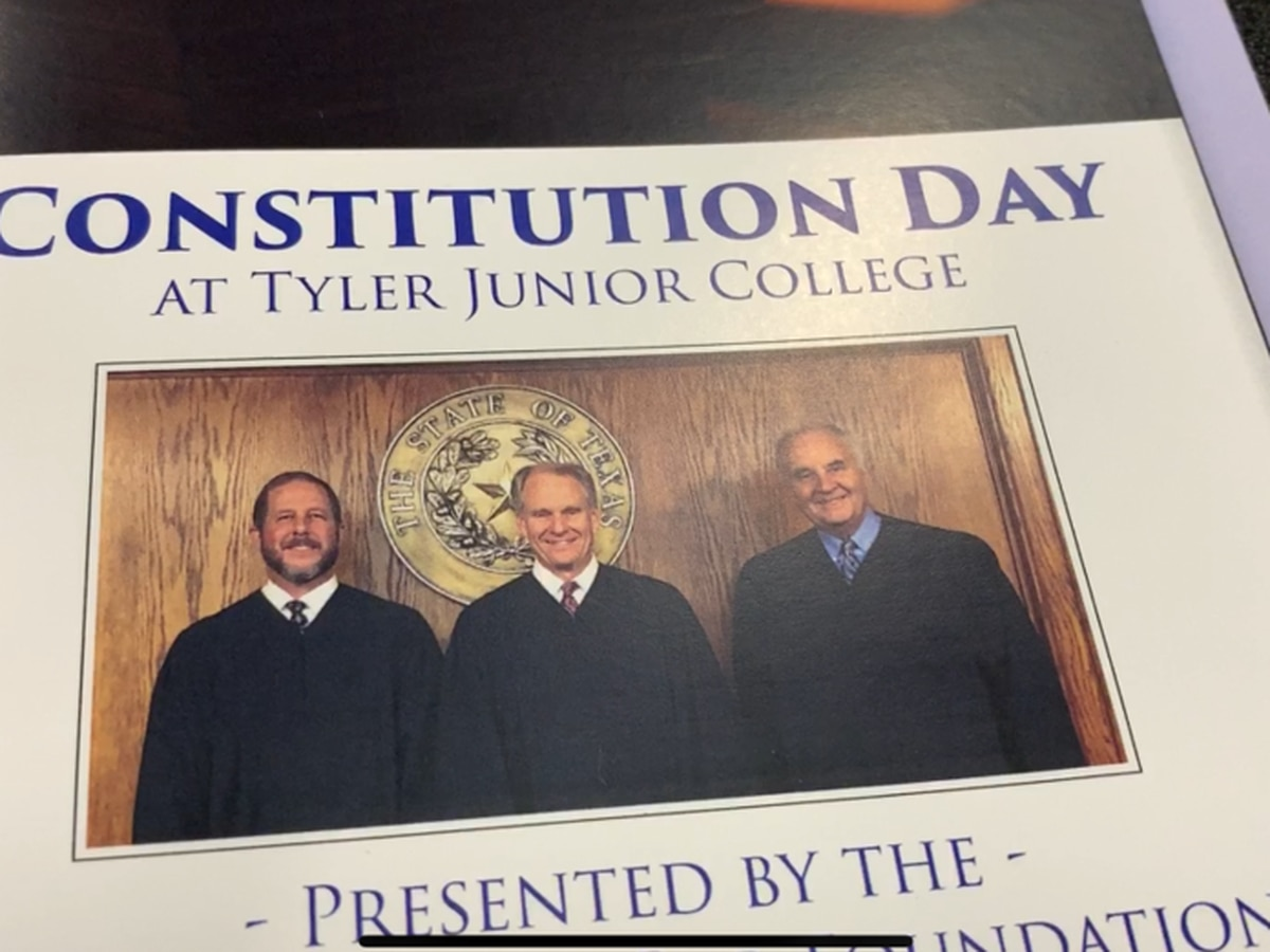 12th Court of Criminal Appeals hears oral arguments at TJC for Constitution Day