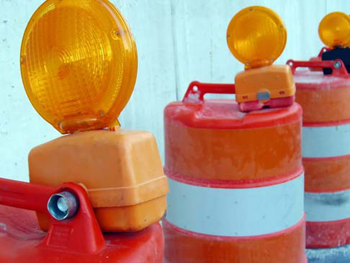 East Texas roadwork for the week of Feb. 18