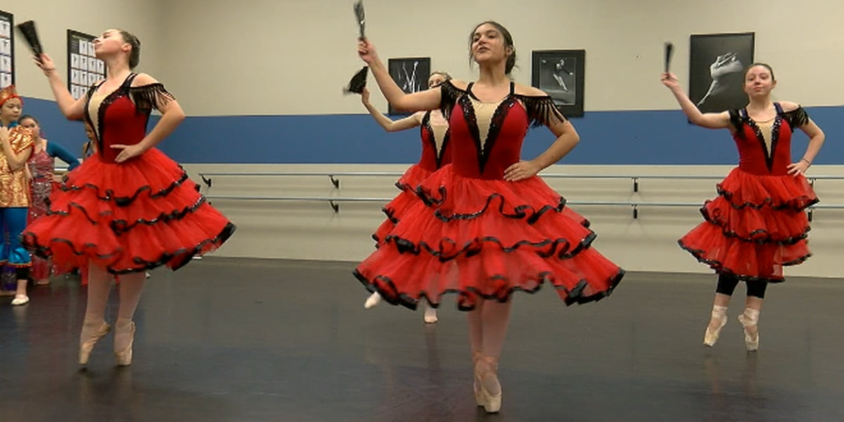 Nutcracker performer celebrates sixth year in ballet