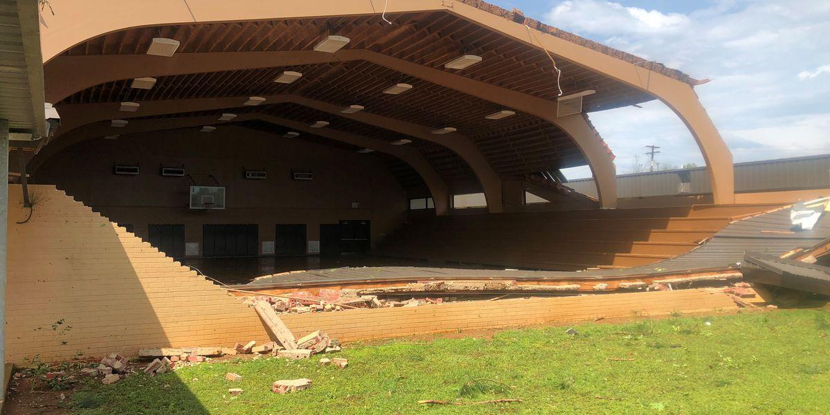 East Texas school districts cancel classes following destructive storms