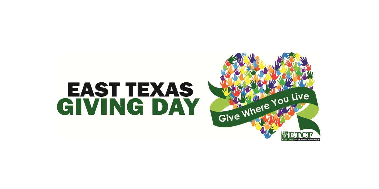 Non-profits to benefit from 'East Texas Giving Day' online fundraising campaign