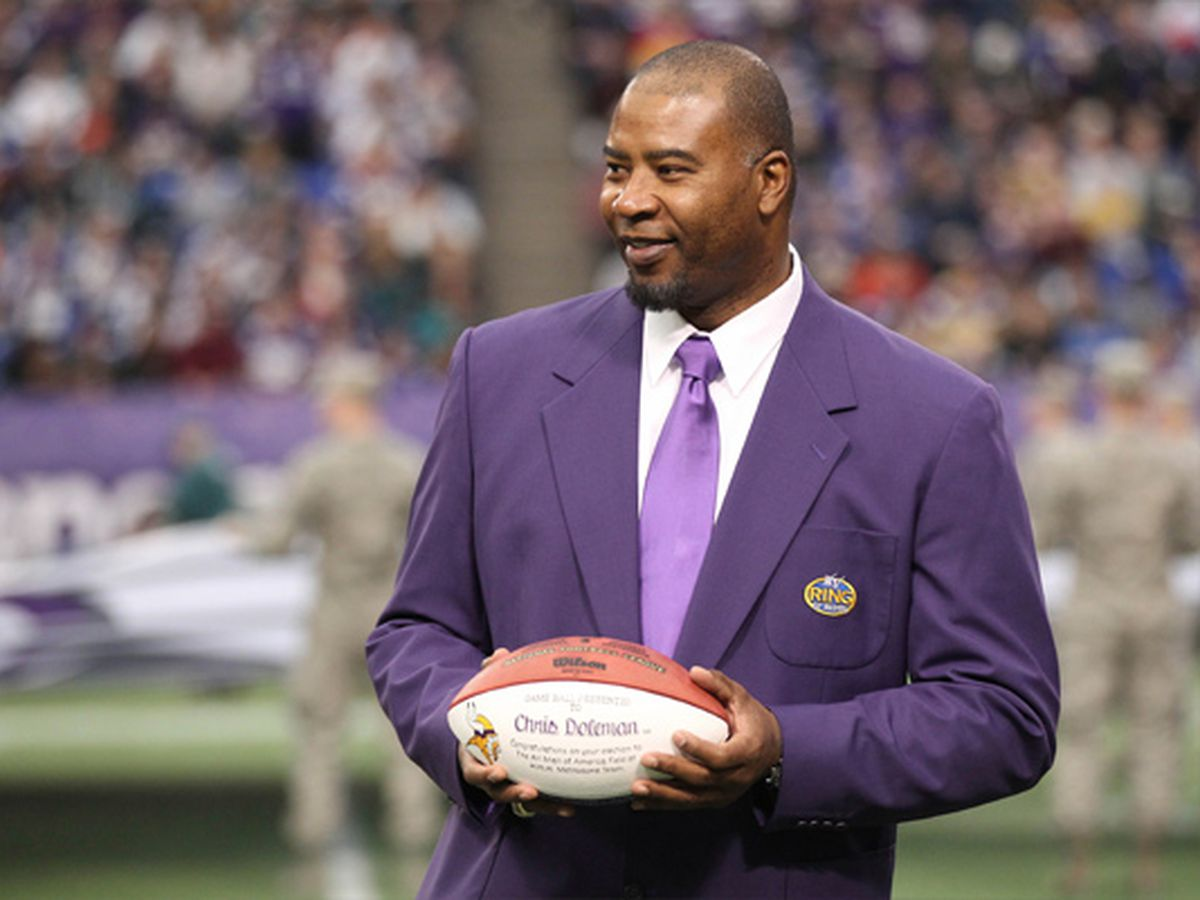 Football Hall of Fame defensive end Doleman dies at age 58