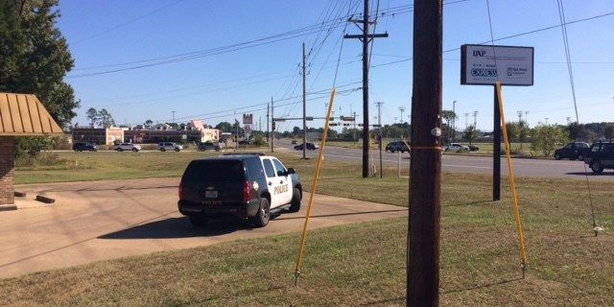 Police searching for robbery suspect who fled Longview officers