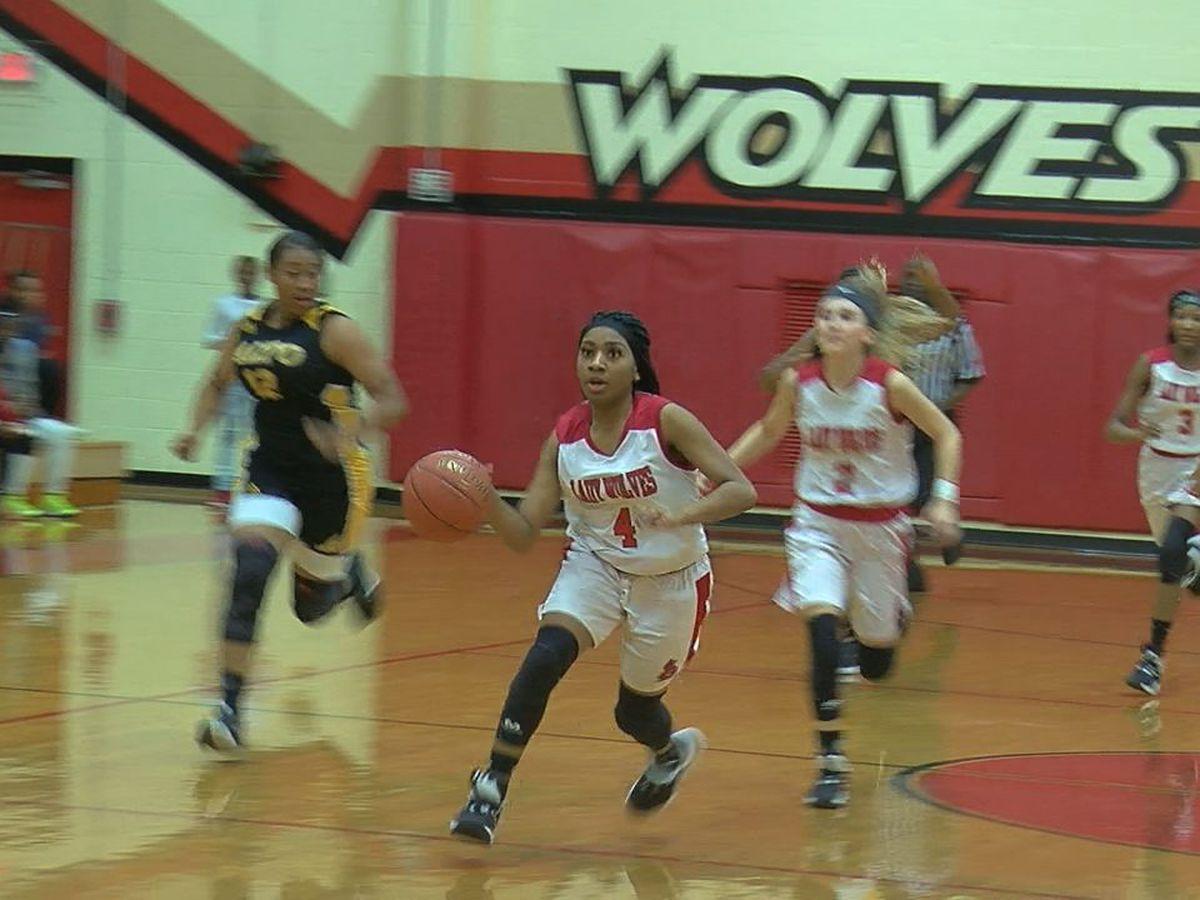 Tuesday night basketball: San Augustine girls roll, Huntington boys go cold in second half