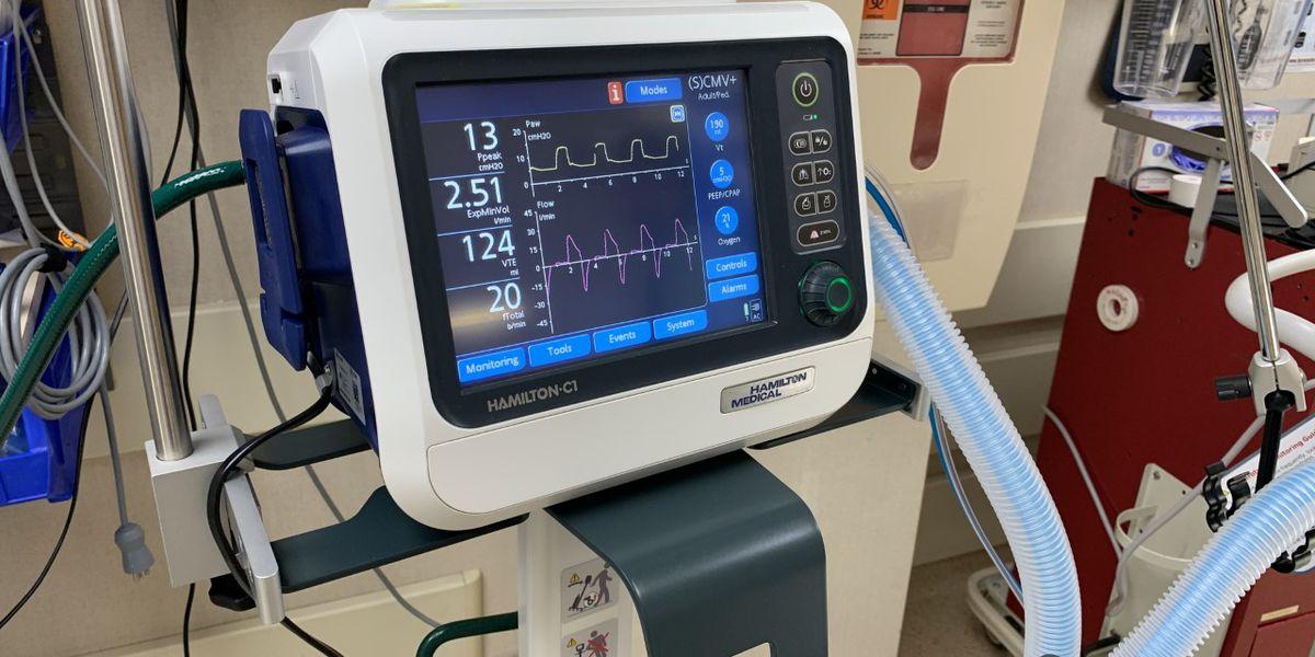 WEBXTRA: Jacksonville Kiwanis Club donates money for neonatal ventilator