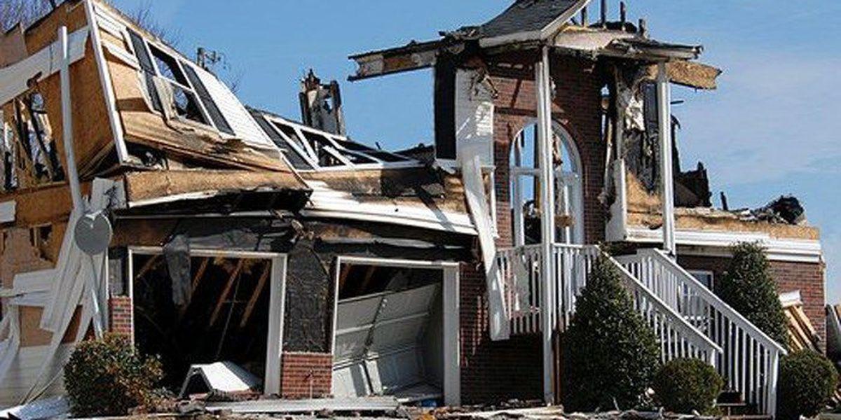 'Rare development opportunity': Destroyed home selling for $4 million