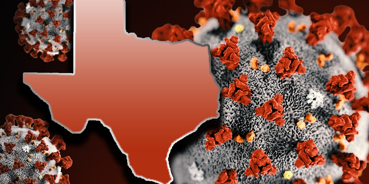 What we know about the 2,705 confirmed cases of COVID-19 in East Texas
