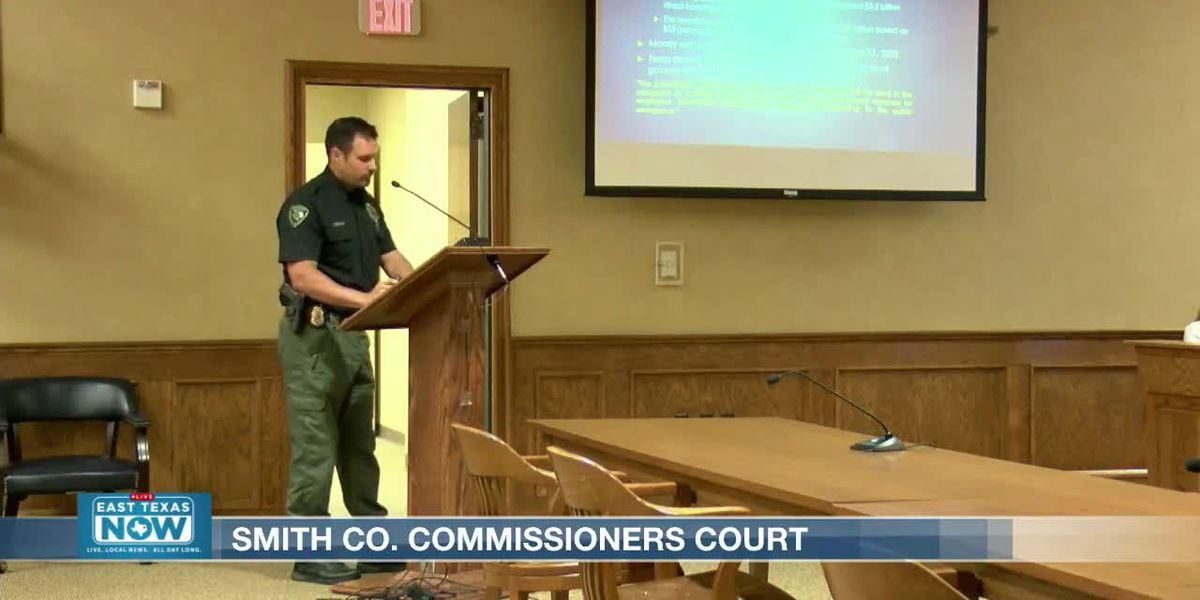 WATCH: Update from Smith County Coronavirus Relief Fund Task Force