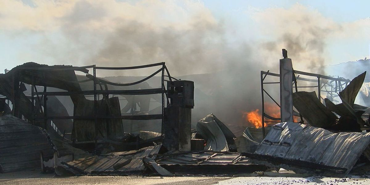 Smith County fire marshal identifies point of ignition in storage unit fire