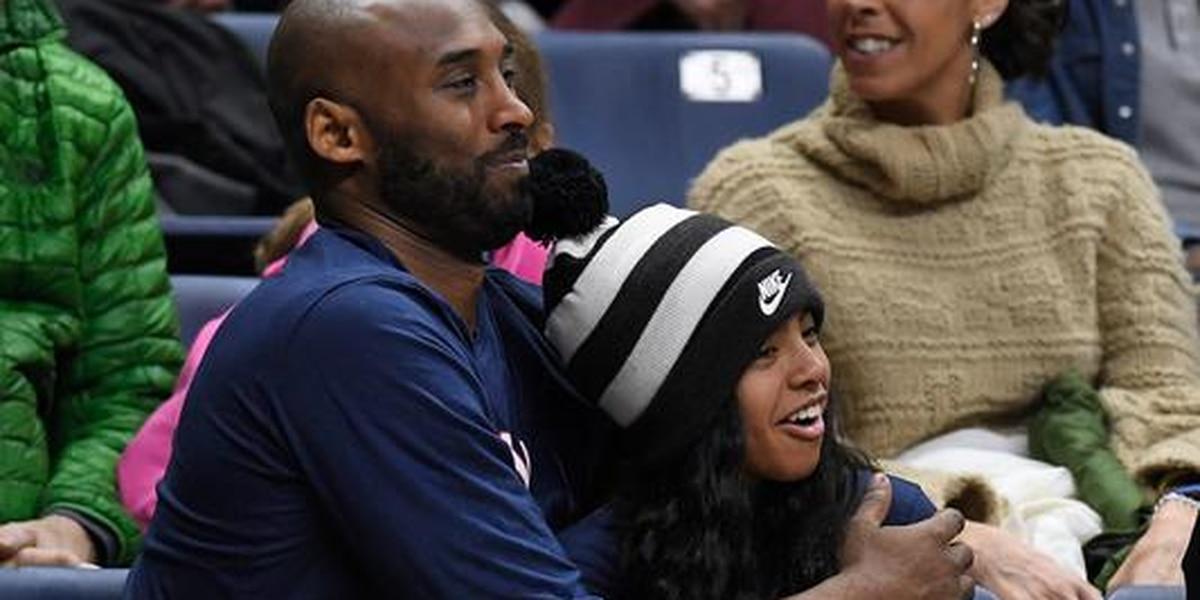 NBA All-Stars to wear Kobe's No. 24 and Gianna's No. 2