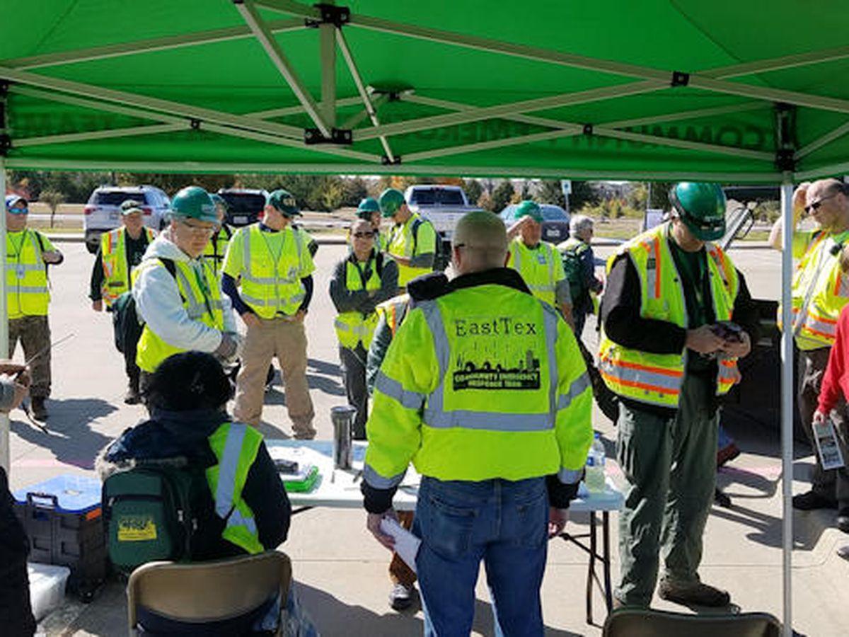 EastTex Regional CERT looking for volunteers