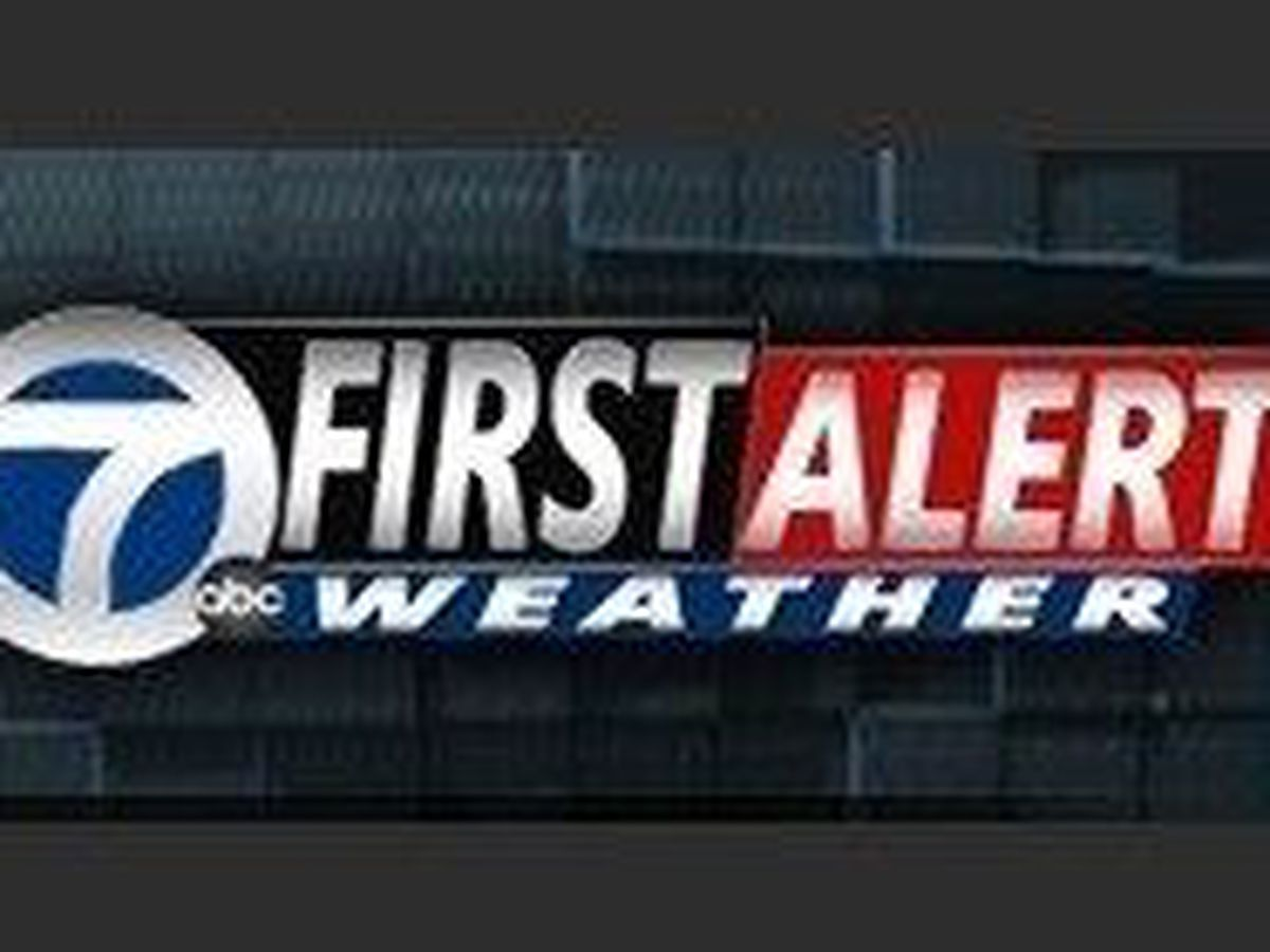 Tuesday's Weather: First Alert Weather Day. Strong storms possible