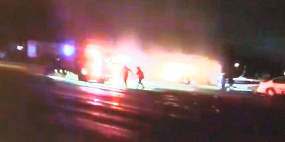 Fire at Kilgore tire shop investigated as arson