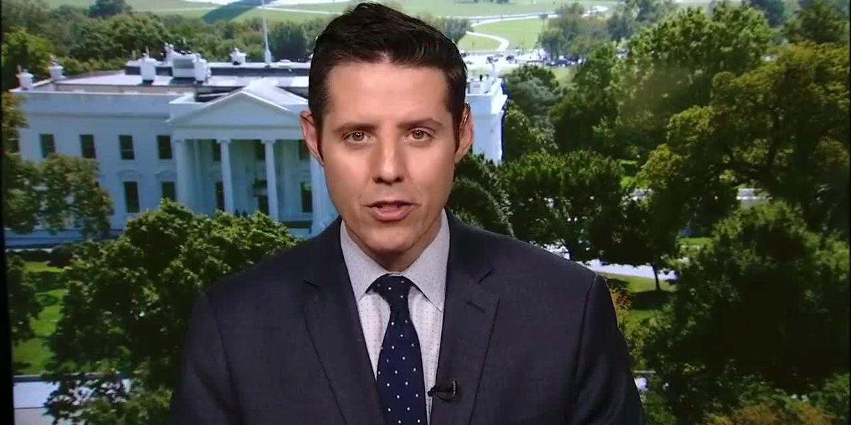 ABC News Political Director discusses upcoming VP debate, COVID-19 cases in D.C.