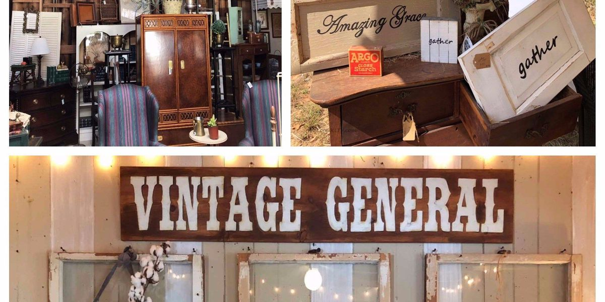 Gresham Barn Sale's fall event draws East Texans looking for treasures, inspiration
