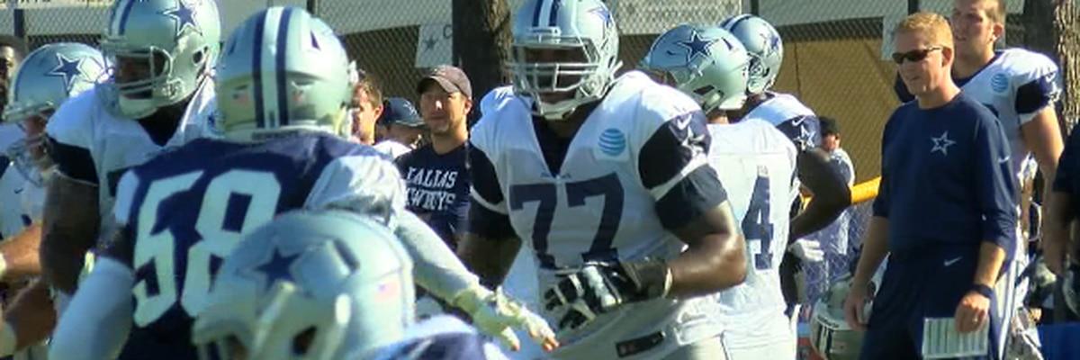 Cowboys split with offensive coordinator Scott Linehan