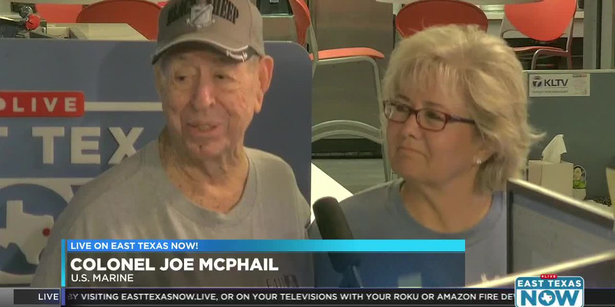 WATCH: Veteran discusses Warbird Expo and Airshow in Tyler