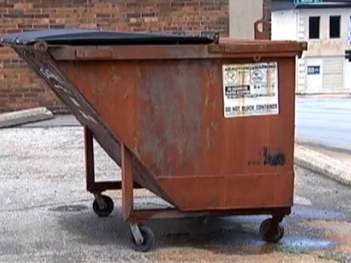 Man rescued from trash heap in Ohio says he was attacked and thrown in dumpster