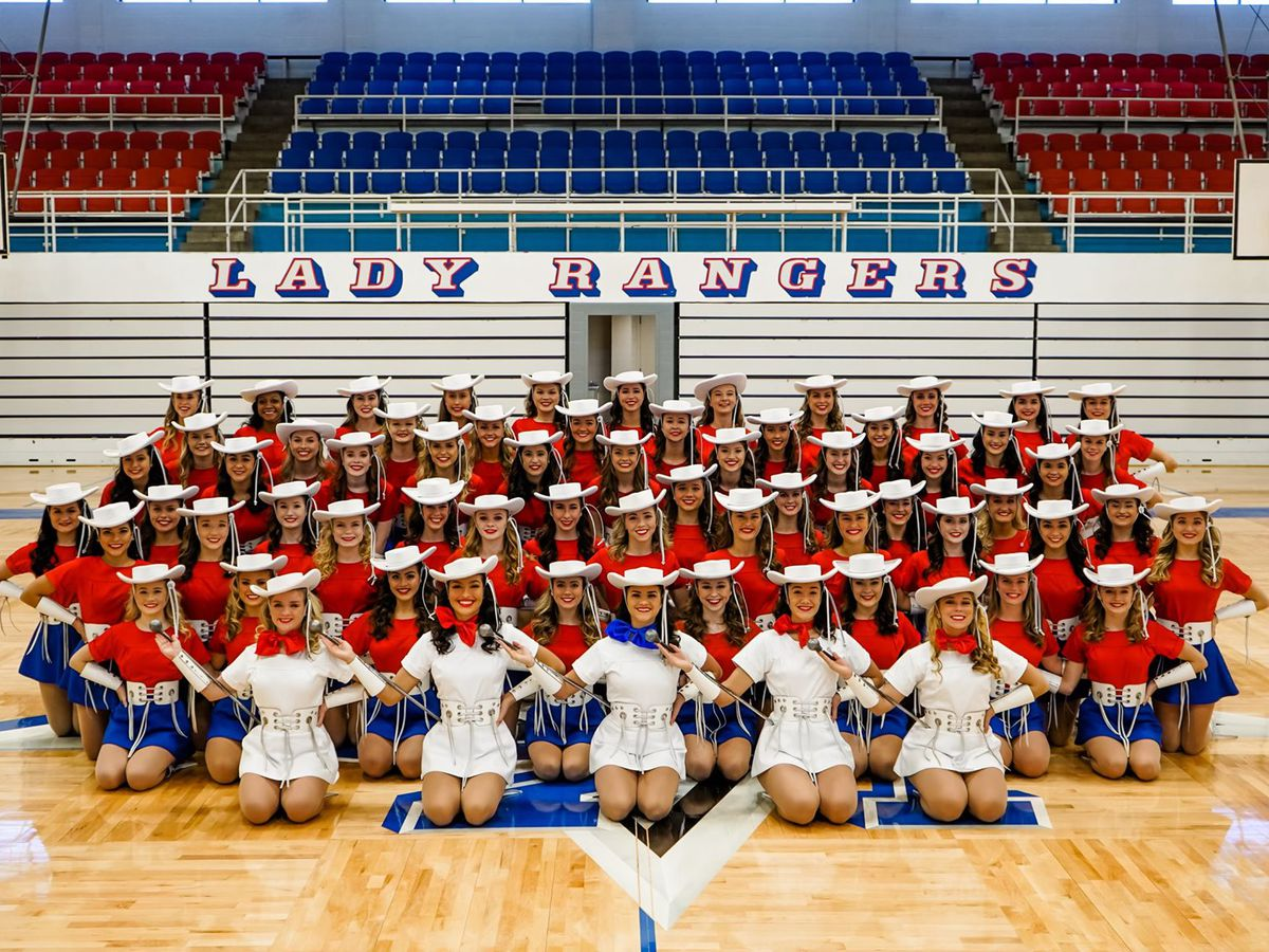 Kilgore College Rangerettes to be featured in virtual Inaugural Parade