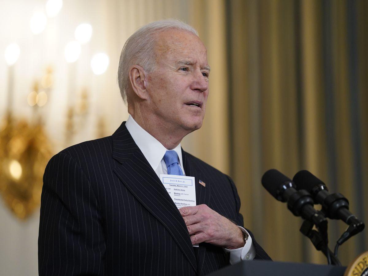 Official: Democrats OK tighter income limits for stimulus checks in COVID-19 relief