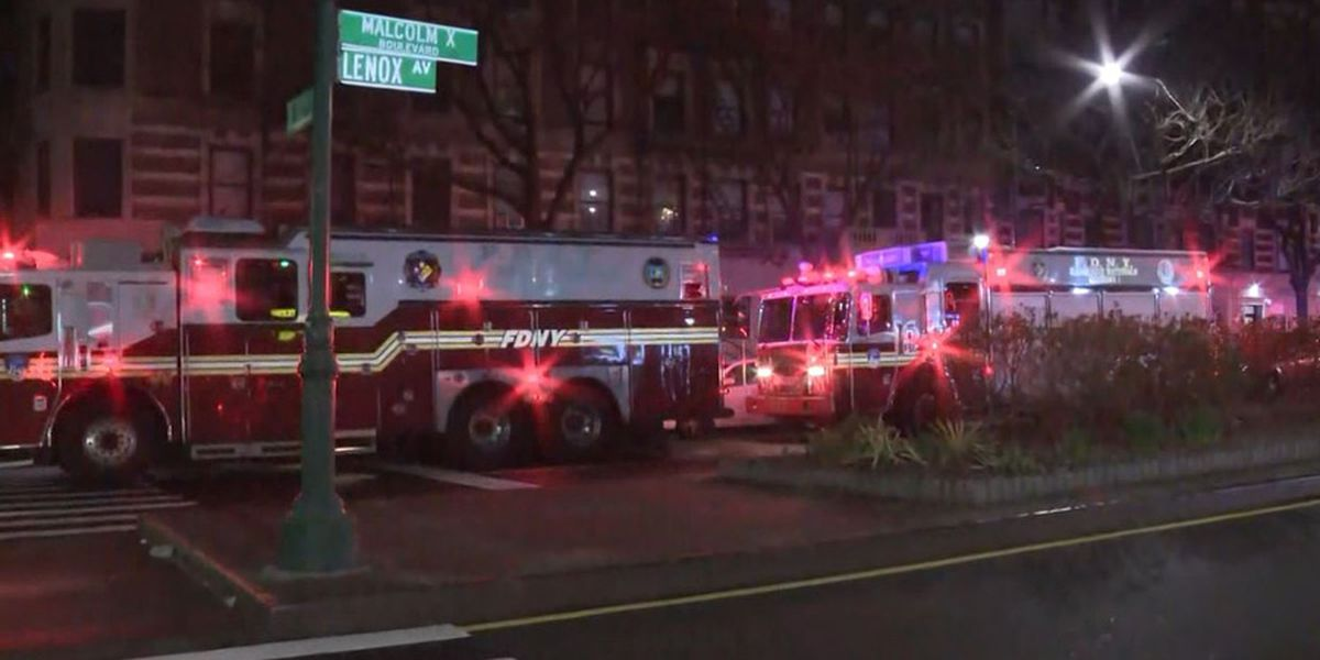 NYC subway driver killed in fire being investigated as crime