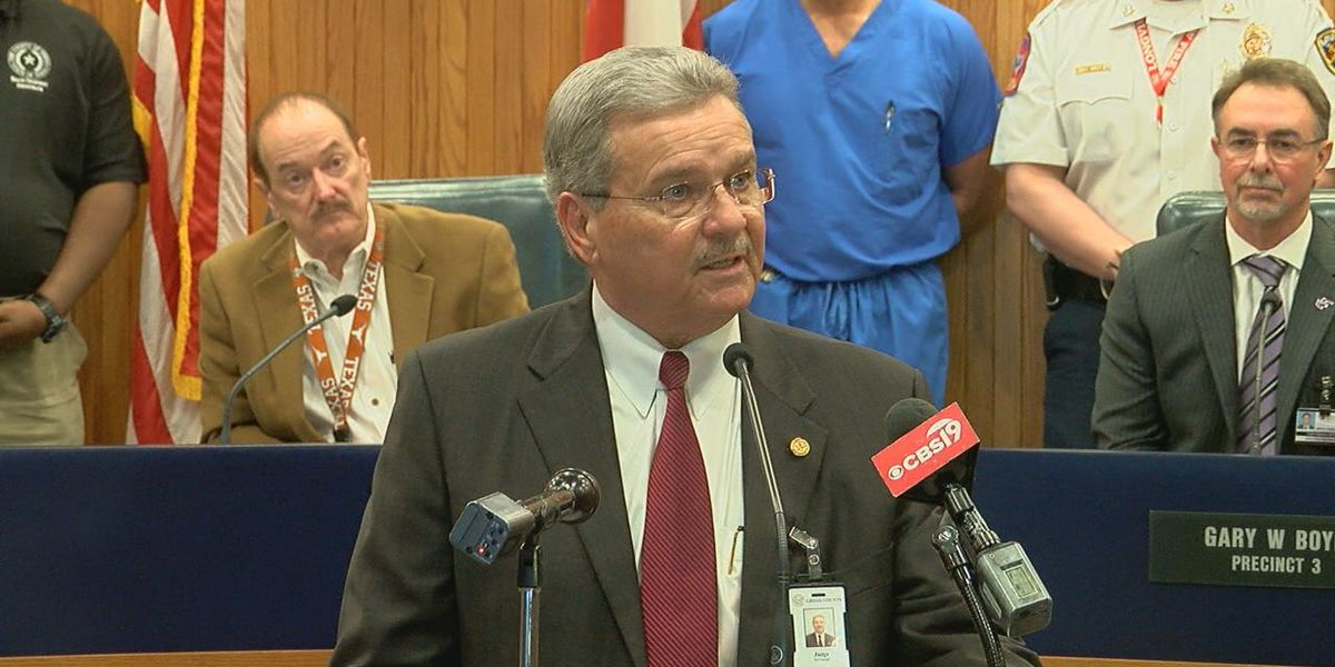 Gregg County Judge signs disaster, public health emergency declaration