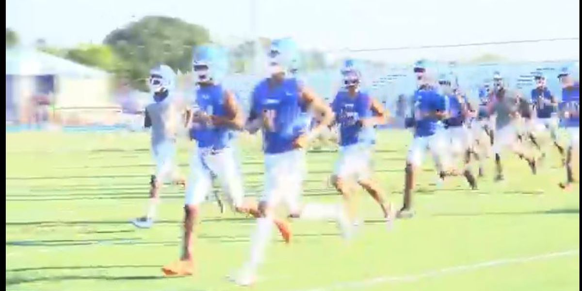 John Tyler coach hopes summer camp conditioning will help players outlast opponents