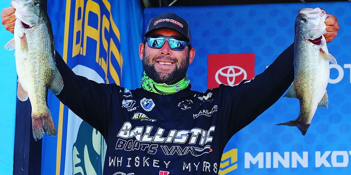 East Texas angler riding high after win at Bassmasters Elite tournament in Tennessee
