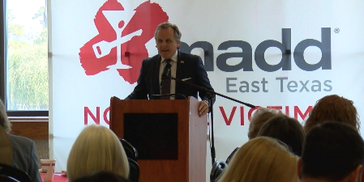 MADD East Texas hosts annual Tie One on for Safety luncheon