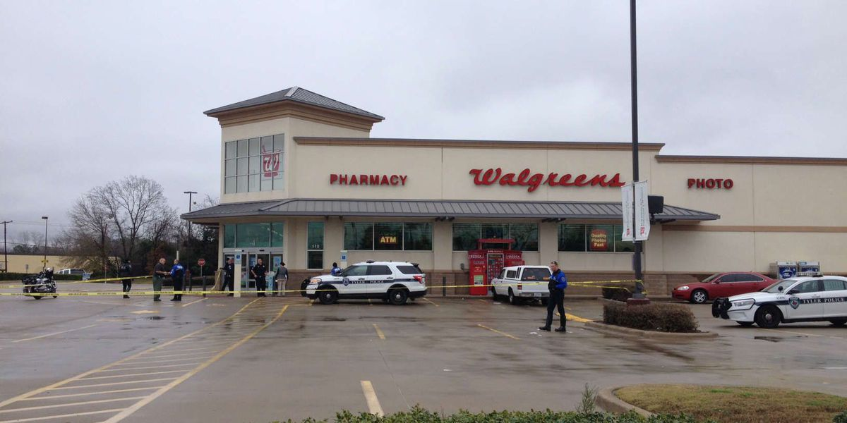 Tyler PD: No indictment for Walgreens shooting