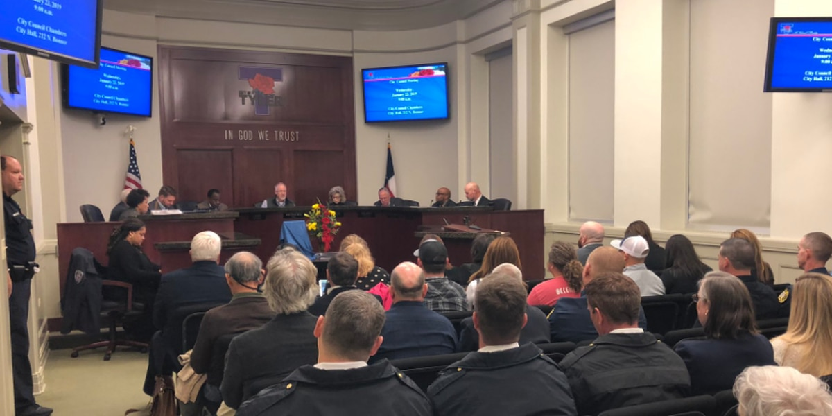 7OnScene: Tyler City Council Meeting, Jan. 23