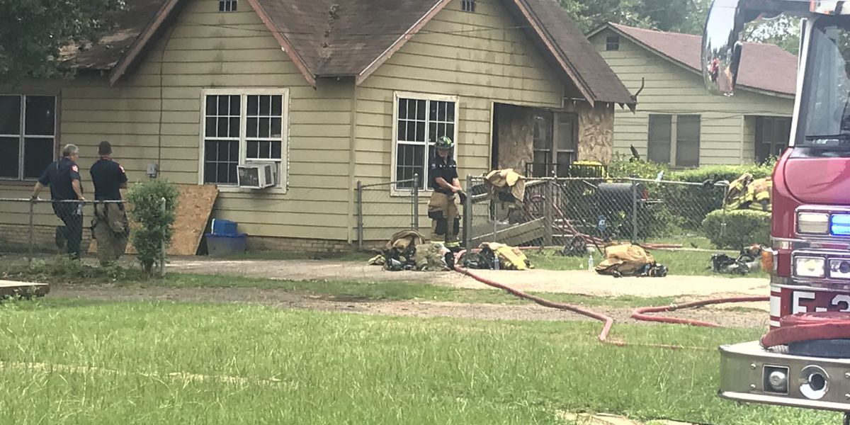 Longview house fire caused by electrical issue reignites
