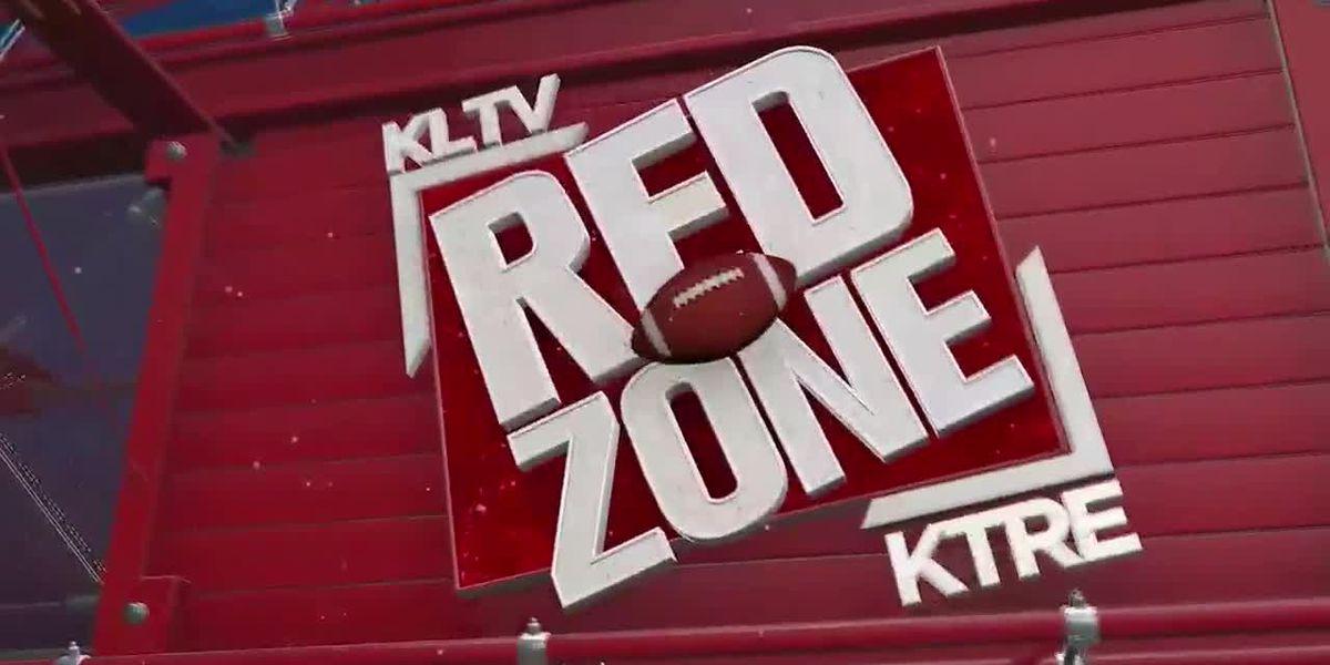 Week 5 Red Zone schedule